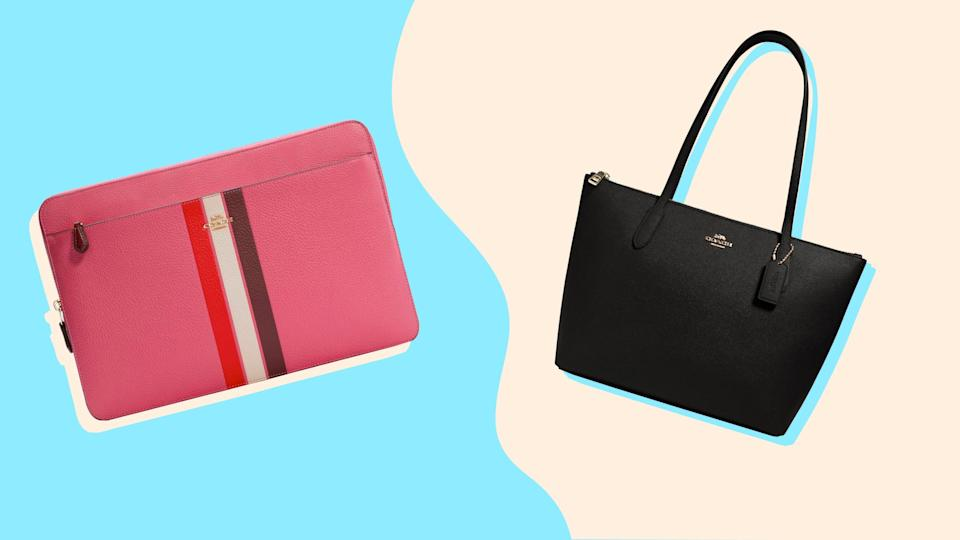 Coach Outlet just put a ton of purses on mega-sale to compete with Prime Day 2021—but only for 48 hours.