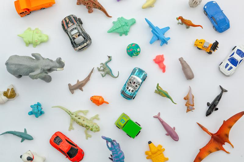 Plastic toys have faced scrutiny recently. Source: Getty