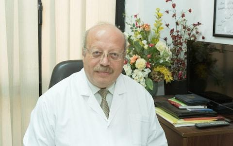 Dr Gamal Esmat has been central to efforts to eradicate hepatitis C in Egypt for decades - Credit:  Gilead Sciences
