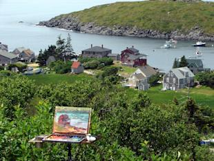 Monhegan Island, Maine (Photo: Flickr | Bob Travis)