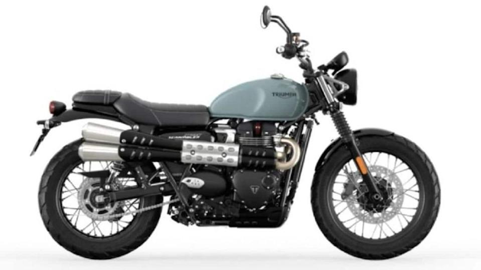 2021 Triumph Street Scrambler, with a Euro 5-compliant engine, revealed