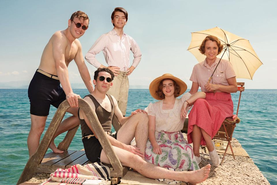 Keeley Hawes kickstarted her producing side-hustle with The DurrellsITV / Sid Gentle Productions