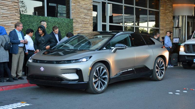 2020 Faraday Future Ff91 Prototype First Drive It S Actually