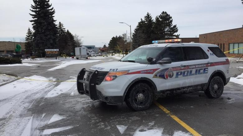 Police investigate fatal double shooting in Vaughan