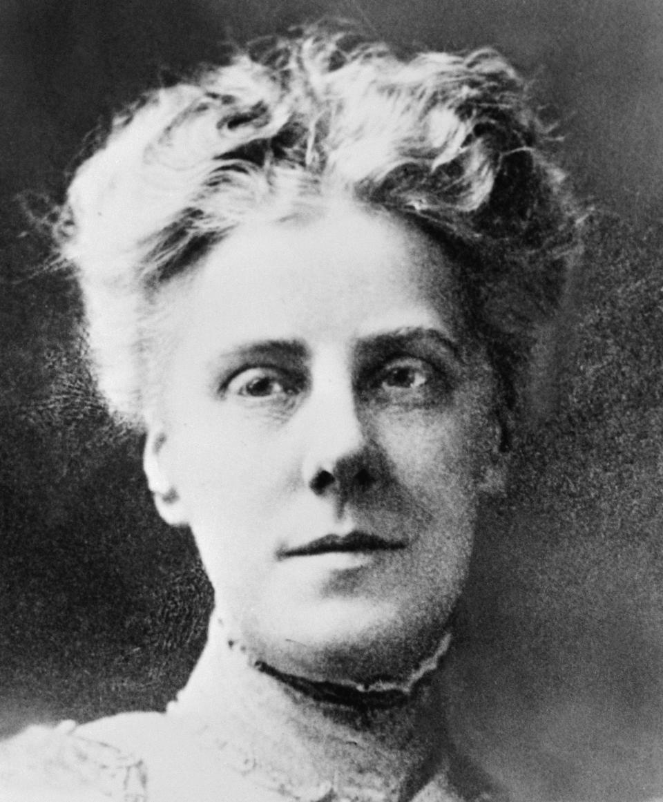 Mother's Day Founder Anna M. Jarvis ((C) Bettmann/CORBIS via Getty Images)