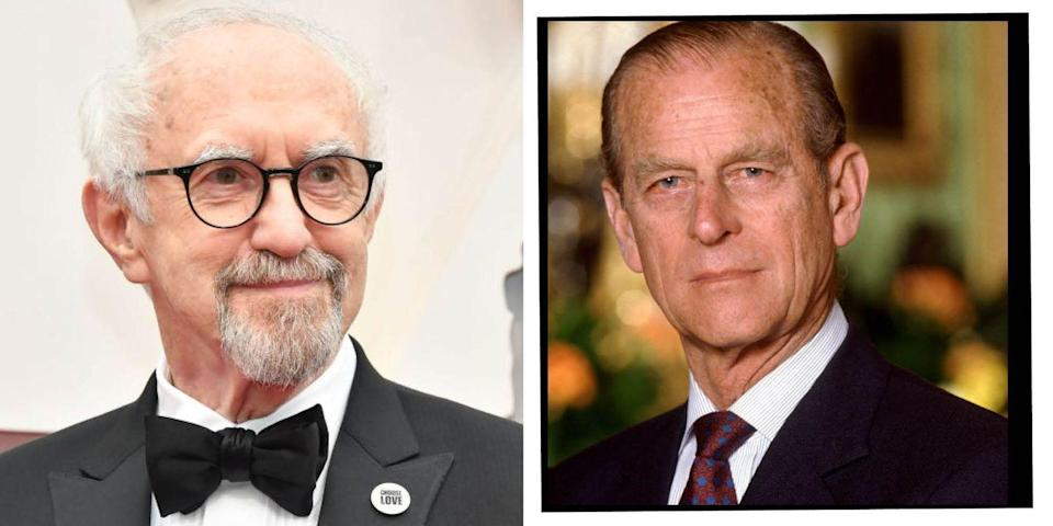 <p><strong>Who plays Prince Philip</strong><strong> in The Crown season 5?</strong></p><p><strong>Jonathan Pryce: </strong>Taking over from Tobias Menzies will be Pryce, the Oscar-nominated Welsh actor who most recently delivered outstanding performances in films The Two Popes and The Wife, as well as cult shows Game of Thronesand Taboo.</p>