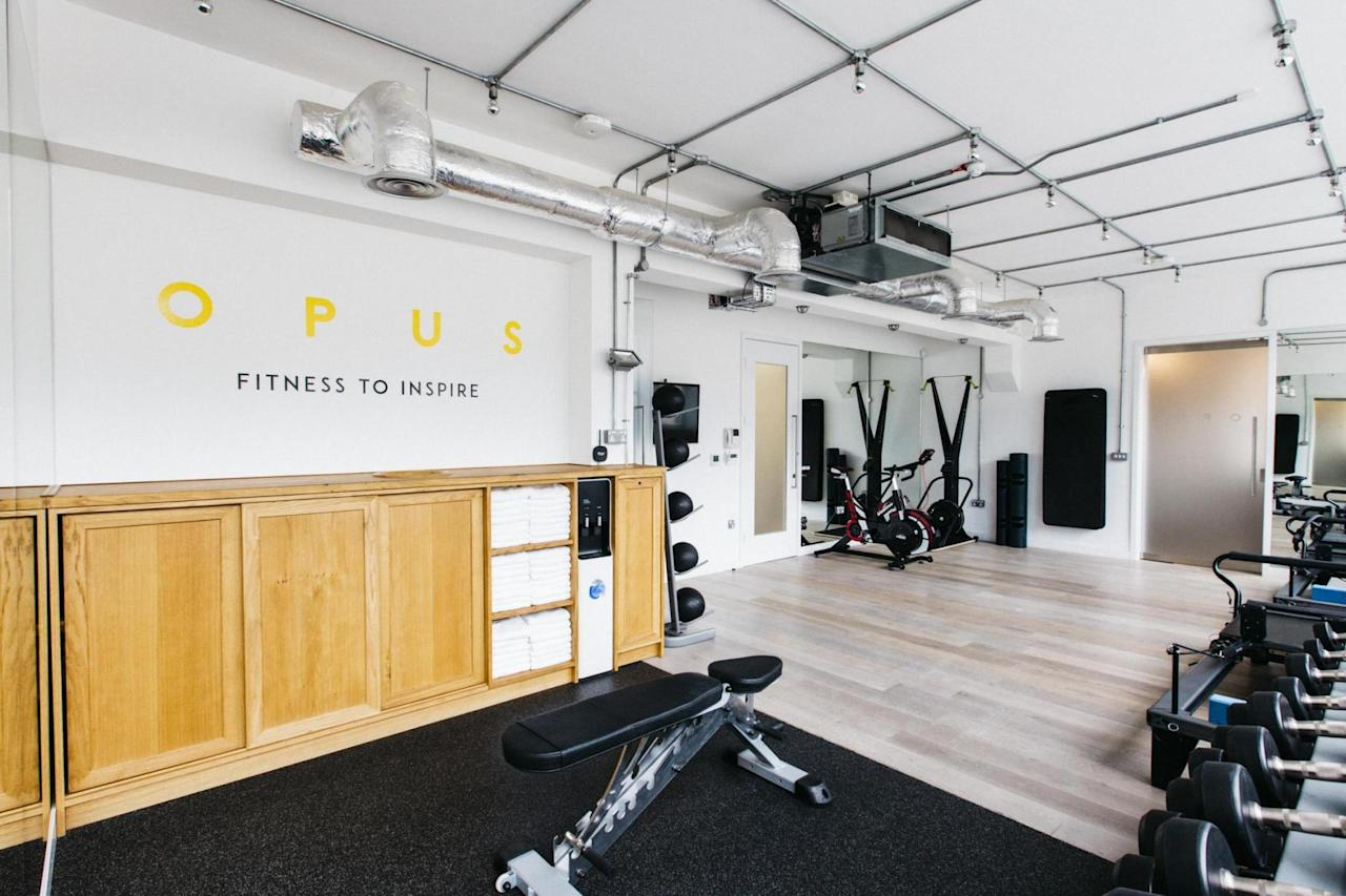 Opus, Notting Hill - fitness review