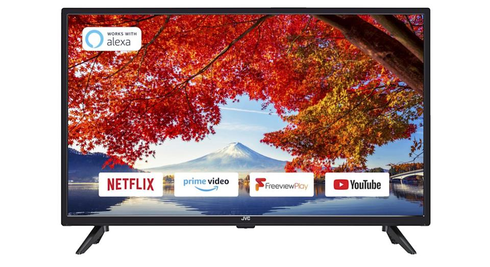 "JVC LT-32C600 32"" Smart HD Ready LED TV"