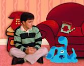 <p>What millennial kid didn't grow up watching episodes of <strong>Blue's Clues</strong>? The beloved show kicked off a kids'-show renaissance, using innovative animation and production techniques to create a show that entertained and educated, teaching kids to follow clues and learn something new every episode. It genuinely helped change the game for kids' programming, offering up proof that high-quality, educational shows could get high ratings and be entertaining, too. </p>