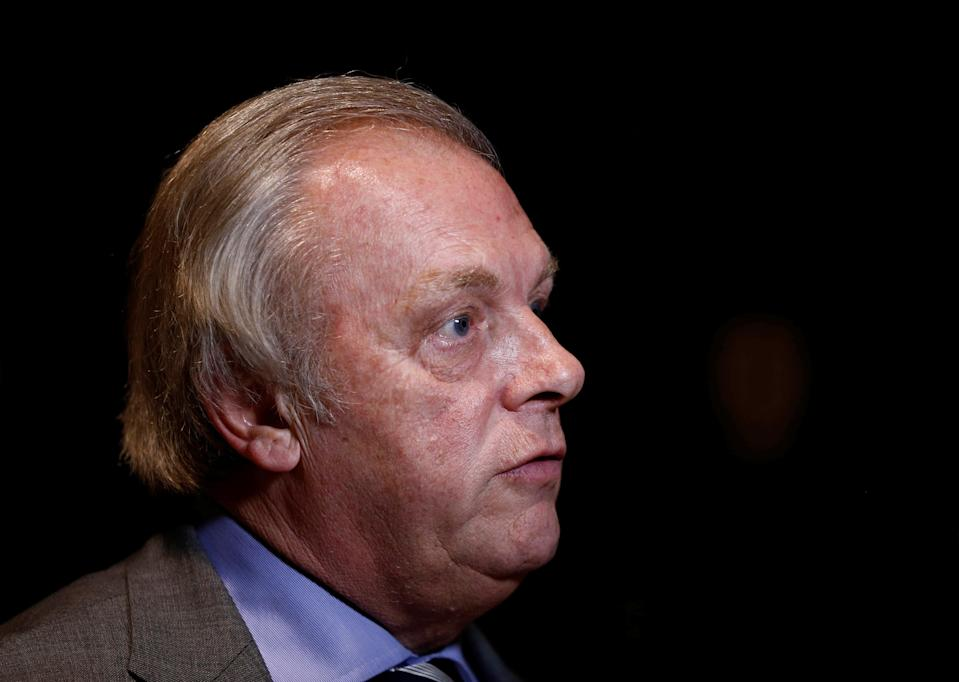 Gordon Taylor plans to leave the Professional Footballers' Association by the end of the season (Action Images)