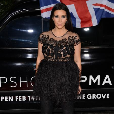 Kim Kardashian taunted by brother
