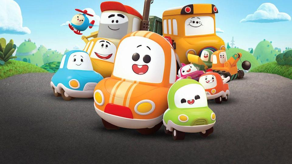 "<p>Head to the town of Bumperton Hills for the charming tale of this all-car universe. Experts predict that <a href=""https://www.target.com/p/vtech-go-go-cory-carson-smartpoint-vehicles-cory-friends-38-bonus-chrissy/-/A-77571666"" rel=""nofollow noopener"" target=""_blank"" data-ylk=""slk:Cory Carson toys"" class=""link rapid-noclick-resp"">Cory Carson toys</a> are going to be big this holiday season.</p><p><a class=""link rapid-noclick-resp"" href=""https://www.netflix.com/title/80237347"" rel=""nofollow noopener"" target=""_blank"" data-ylk=""slk:WATCH NOW"">WATCH NOW</a></p>"