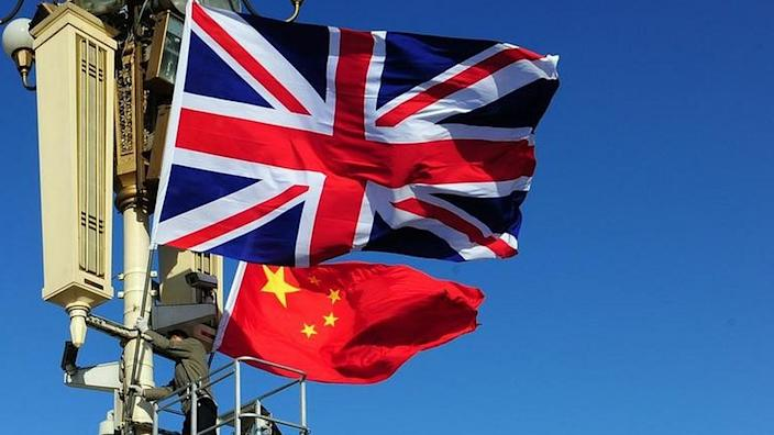 Britain is assessing its economic exposure to China in light of recent events