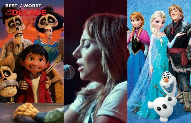 10 Best Movie Songs of the 2010s, From 'Let It Go' to 'Remember Me' (Photos)
