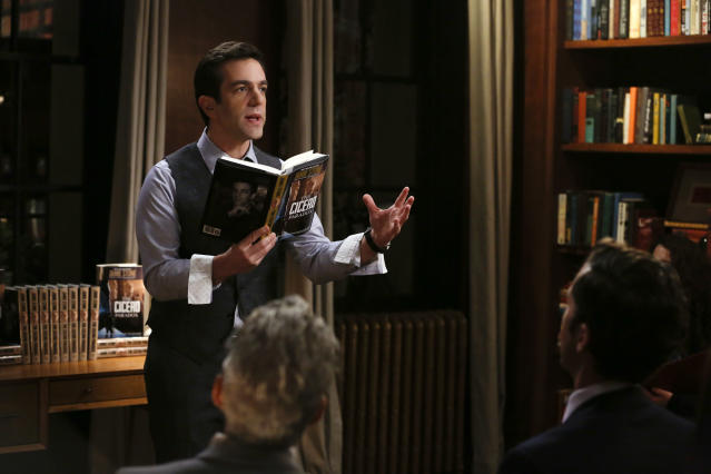 B.J. Novak as Jamie in  <em>The Mindy Project </em>(Photo: Hulu)