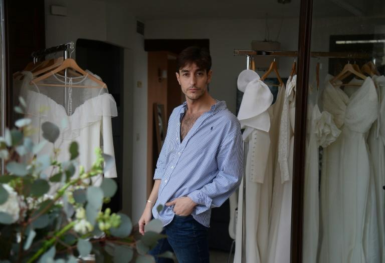 Spanish fashion designer Nicolas Montenegro ear;ier worked at Italian fashion house Dolce & Gabbana