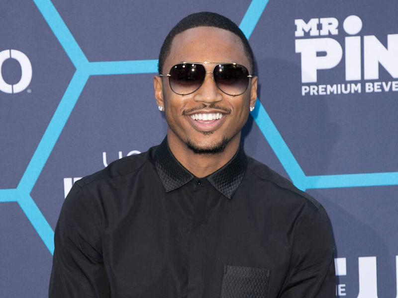 Trey Songz slams Kanye West for standing 'in the way of progress' after controversial rally