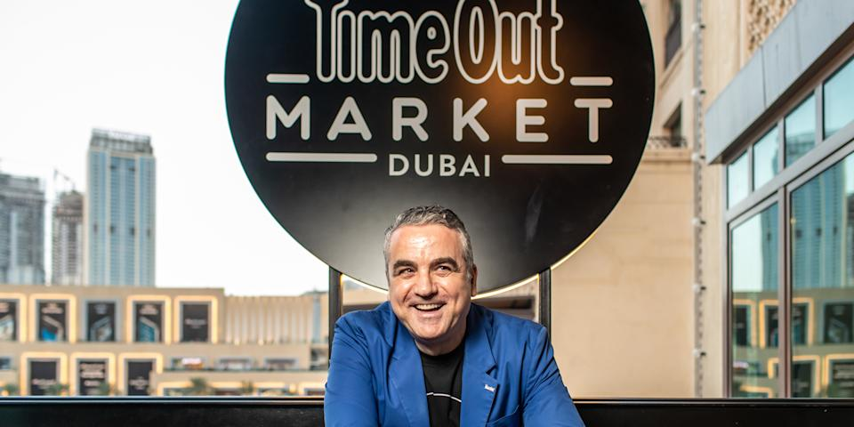 Julio Bruno, CEO, Time Out Group