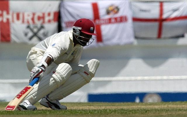 Brian Lara made 400 in the fourth Test in 2004