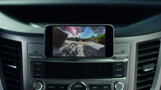 </a> Pearl RearVision
