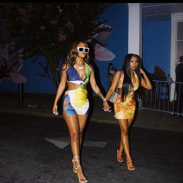 """<p>If you haven't heard about Farai London, I don't know where you've been! Worn by everyone from Jordyn Woods, to Megan Thee Stallion, Draya Michele and Lori Harvey, the brand is celebrity-approved, and we understand why. </p><p><a href=""""https://www.instagram.com/p/CEm1PbpFpMi/"""" rel=""""nofollow noopener"""" target=""""_blank"""" data-ylk=""""slk:See the original post on Instagram"""" class=""""link rapid-noclick-resp"""">See the original post on Instagram</a></p>"""