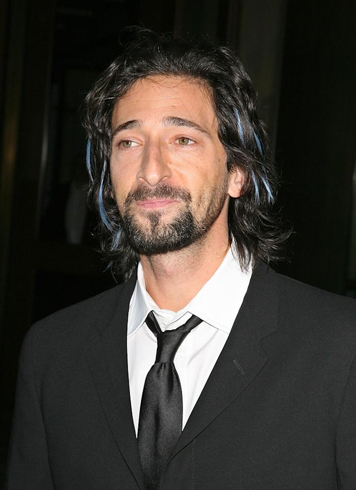 "<a href=""http://movies.yahoo.com/movie/contributor/1800018941"">Adrien Brody</a> at the New York screening of <a href=""http://movies.yahoo.com/movie/1809843292/info"">The Brothers Bloom</a> - 05/07/2009"