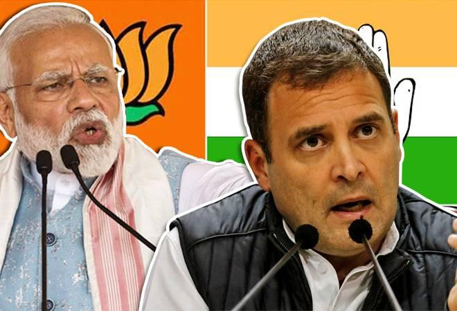 Lok Sabha Election 2019: Addressing a rally in Chitradurga, Karnataka, Congress president Rahul Gandhi targeted PM Narendra Modi and reiterated the promise to give 33 per cent reservation to women