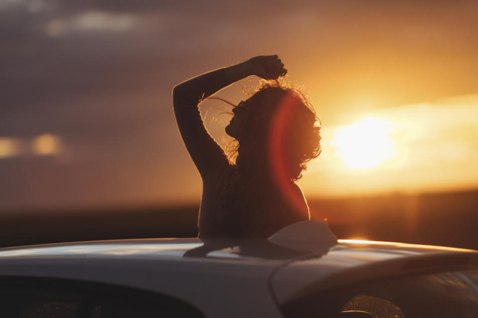 Hitting the road every evening helps Nathalie Cruz clear her mind. (Photo: Getty Creative stock image)