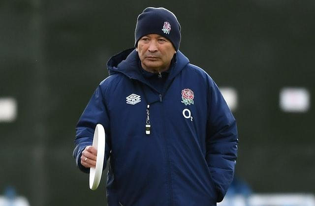 Eddie Jones is using the Georgia game to build squad depth