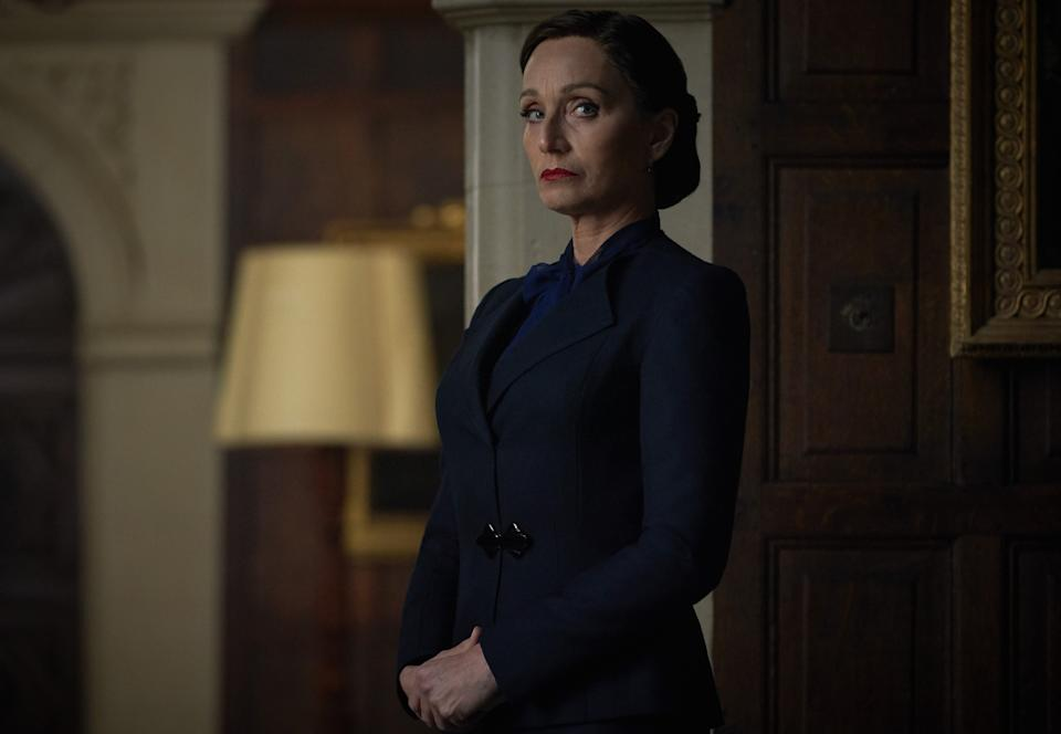 Kristin Scott Thomas is an ideal Mrs Danvers on paper, the efforts to make her more sympathetic to viewers only declaw herKerry Brown / Netflix