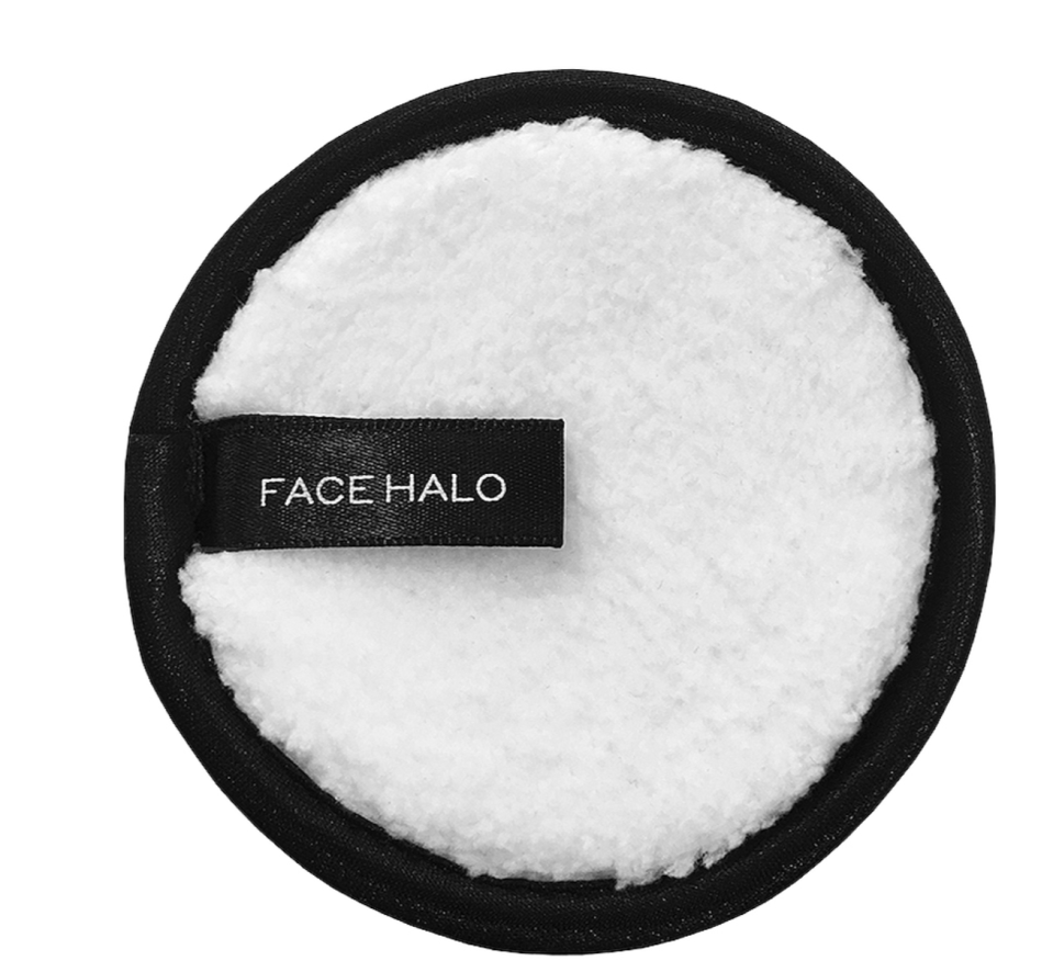 Face Halo pads are made of plush microfiber. (Photo: Revolve)