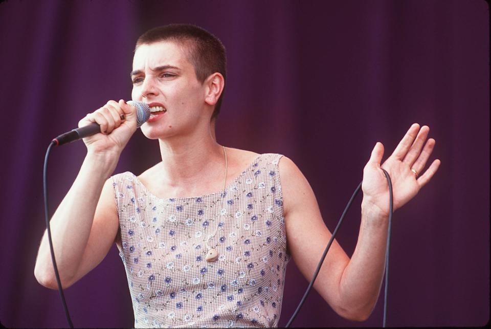 Sinead O'Connor (Photo by Steve Granitz/WireImage)