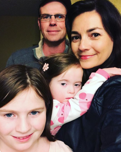 Maria's words have sparked debate from parents around the world. Photo: Instagram