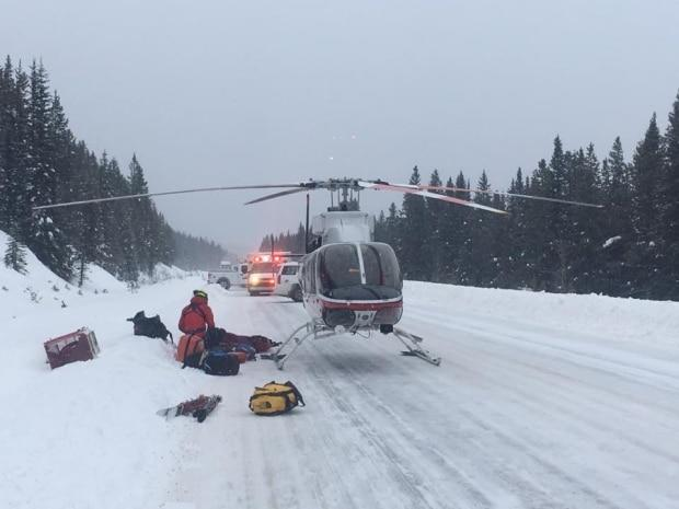 Alpine Helicopters/Facebook