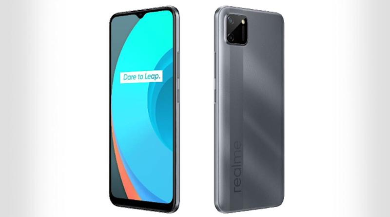 Realme C11 Online India Sale Today at 12 Noon via Flipkart & Realme.com, Check Prices & Offers