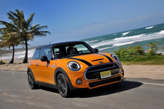 The all-new MINI offers a much-improved ride, but without losing its go-kart like handling ability. (Credit: MINI)