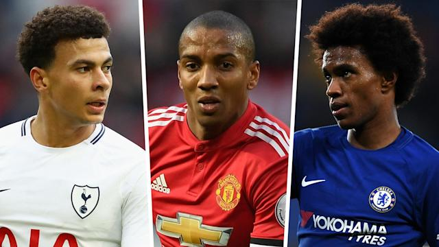 From Manchester United to Chelsea to Middlesbrough, Goal takes a look at the teams who have been booked for diving the most
