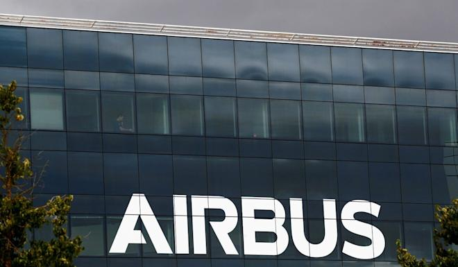 European giant Airbus said it hopes to place a zero-emissions plane in the air by the middle of the next decade. Photo: Reuters