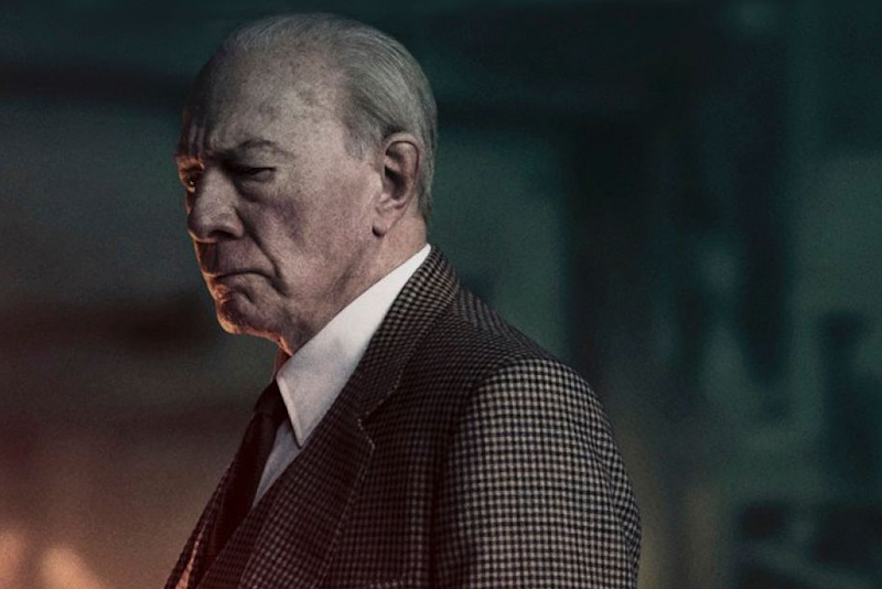 Plummer has received recognition for his hard work on the film, which was shot in just nine days. Source: Sony Pictures
