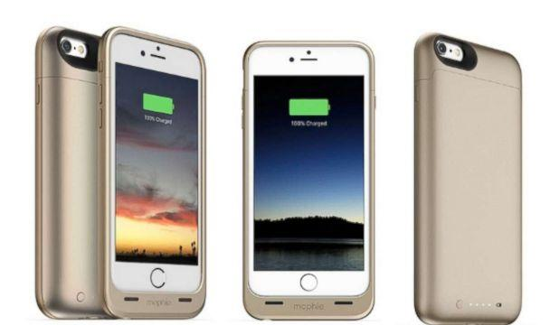 Photo Mophie Products Are Pictured Here