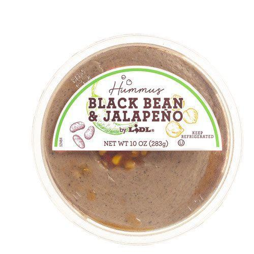 <p>Hummus flavors have been getting crazy as of late and brands don't always get it right, but this black bean & jalapeño flavor is a match made in hummus heaven. Grab your favorite chip to dip and enjoy the ride. </p>