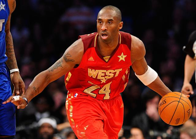 The NBA is looking to make the All-Star Game more competitive while incorporating an ode to Kobe Bryant. (Kevork Djansezian/Getty Images)