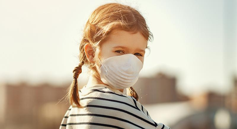 Where to buy face masks for children in the UK (Getty Images)