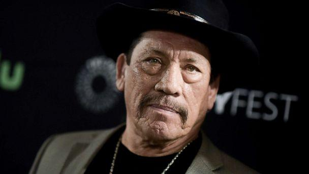 PHOTO: In this Sept. 9, 2016 file photo, Danny Trejo attends the 'From Dusk till Dawn: The Series' screening and panel discussion at the 2016 PaleyFest Fall TV Previews in Beverly Hills, Calif. (Richard Shotwell/Invision/AP, File)