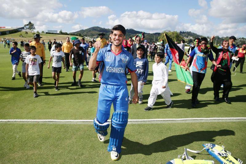 Qais Ahmed is the latest leg-spinner to emerge from Afghanistan