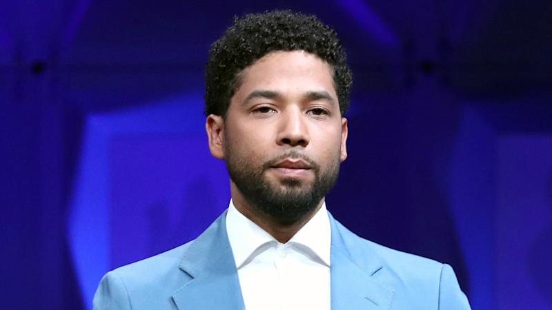 Jussie Smollett thrown out of 'Empire' for staging homophobic attack