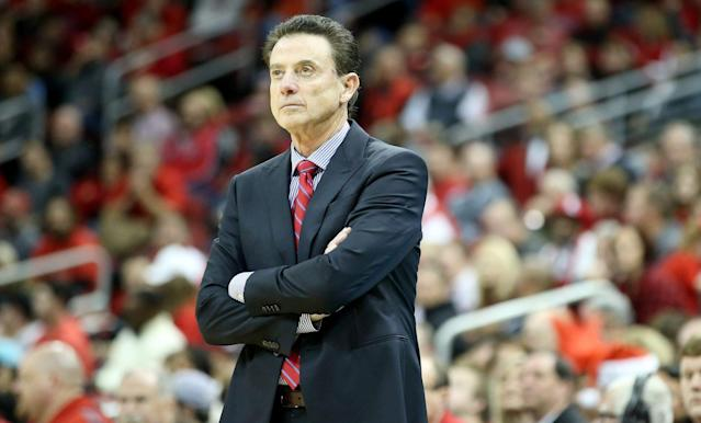 The scandal has cost coach Rick Pitino his job at Louisville. (AP)