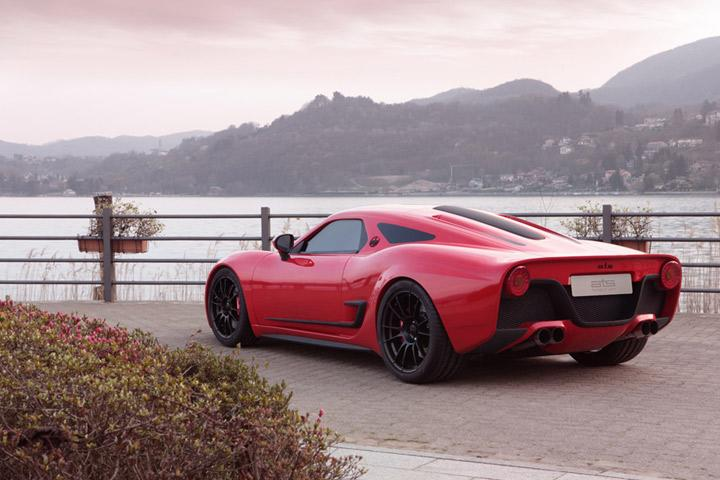Meet The Ferrari Rivaling Ats Supercar