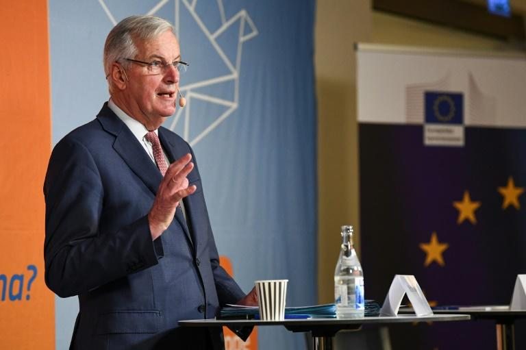 Michel Barnier will lead EU negotiations with Britain over post-Brexit ties