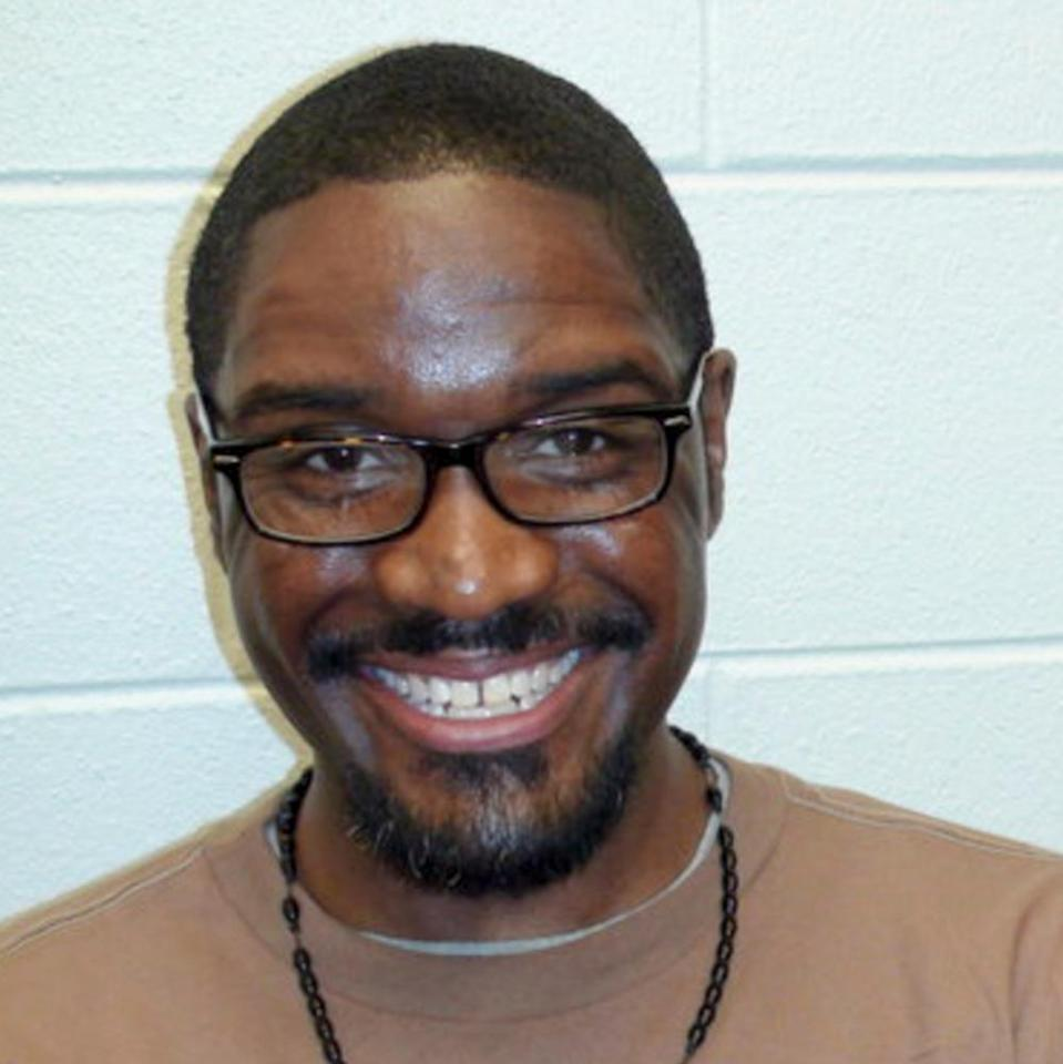Brandon Bernard, who was sentenced for a role in the 1999 killings in Texas of an Iowa couple.